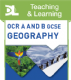 OCR GCSE Geography A and B Teaching & Learning Resources [L]..[1 year subscription]